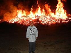 Lake Champlain 2011-fire.jpg
