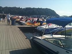 Lake Cumberland Poker Run Roll Call-lcprdockstart2011.jpg