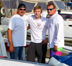 Nick Buis & Mike Anderson:  2 of the wild and crazy guys on the Bermuda Challenge-bc-1.png