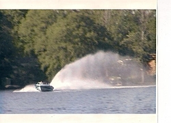 Home Made Boating Video with iphone app-boattail.jpg