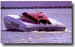 Hayim In For Long Island Run in Early August, Out for Aronow Event-raceboatpict5.jpg