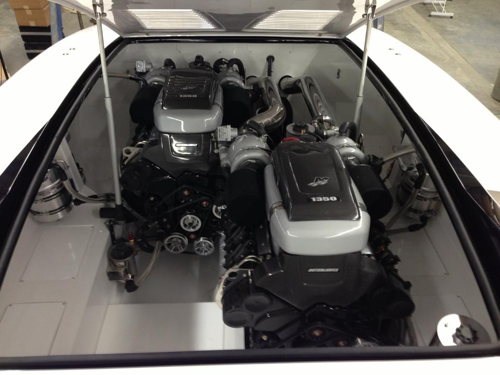 2013 Outerlimits SV52 - Offshoreonly com
