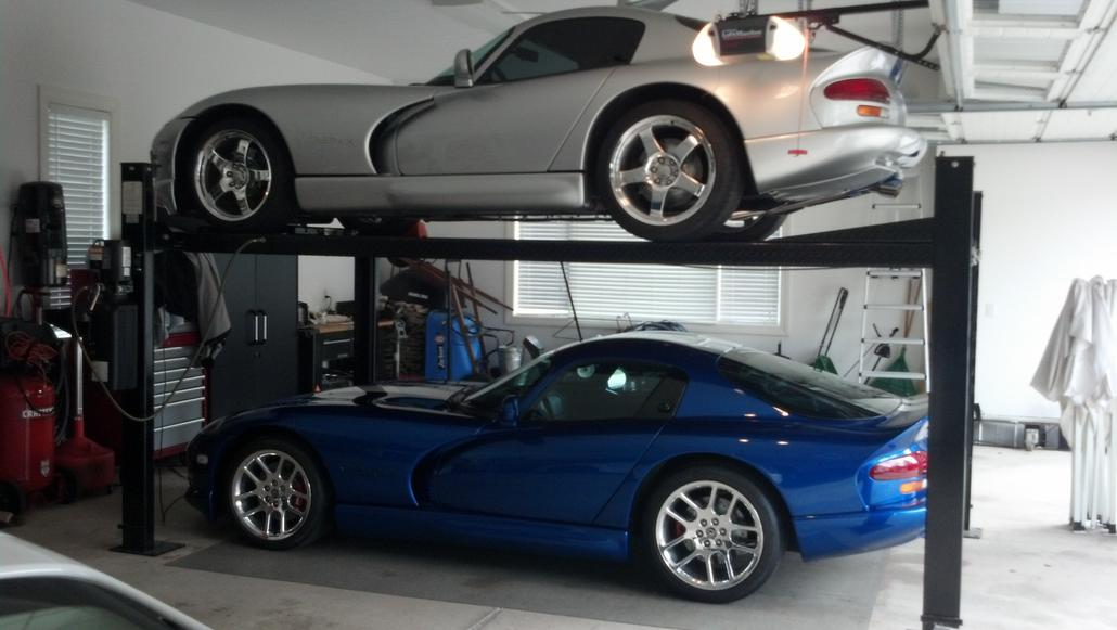 car garage for a of home reviews lifts motorized storage vehicle lift