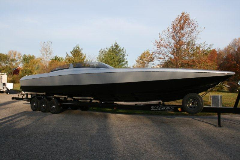 whats out there in a perf hull with arnesons for s diesel