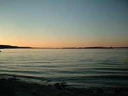Post pictures of where you boat!!-texoma-sunset.jpg