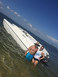 Who went boating this weekend?-dad-christi-boating-2-24-17.jpg