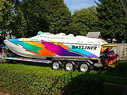 Anyone heard about BAYLINERS NEW 32 Offshore with Twin 525s??-dog-boat-016.jpg