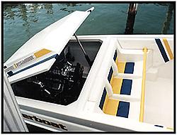 New Superboat 30 Y-2K in Boating magazine....-seating30y2k.jpg