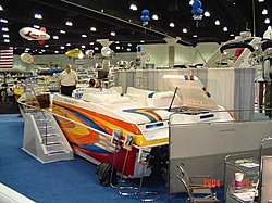 Postcards from the edge - L. A. Boat Show-advantage-34-deck-boat.jpg