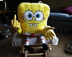 What do you think of the new Tattoo?-sponge-bob.jpg