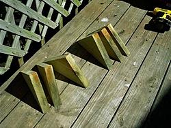 Turned some scrap wood into something useful-chock1.jpg