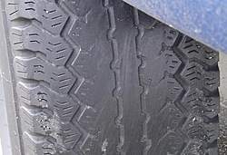 Finally!!  Got new tires on my tow vehhicle!!!-bald-tire2.jpg