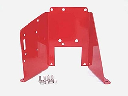 Martiniboat now offers stainless trim pump brackets in colours!-trim-pump-bracket-red.jpg
