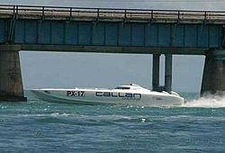 Post your Best or most incredible boat pics...-marathoncallanboat-195mph.jpg