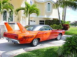 Garage Full- Muscle Car Must Go- 70' Superbird-orngsb1.jpg
