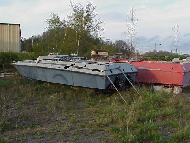 Image gallery salvage boats for Used fishing boats for sale mn