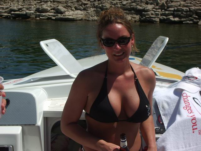 Boating hotties