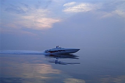 Went out on Lake Michigan tonight with Rambunctious and MitchStellin... awsome night!-mitch-dusk2-small-.jpg