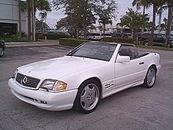 Opinions on the 1997 Jaguar XK8-leftfront.jpg