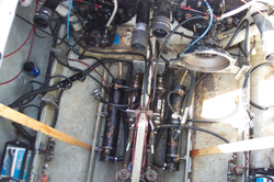 Diamond plate.  How much is too much?-engine-bay-before-..bmp