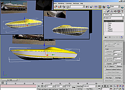 Scale model of your own powerboat ??-donzi.jpg