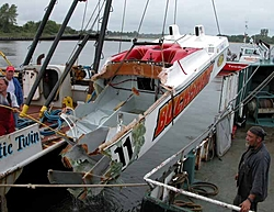 Stuffing a boat can be harmful to your health-buck-lift.jpg