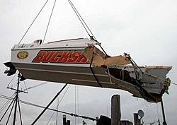 Stuffing a boat can be harmful to your health-buck-lift2.jpg