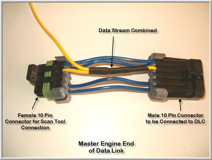 D Efi Datalink Connectors Need Buy Master Data Link on Volvo Penta Marine Engines Codes
