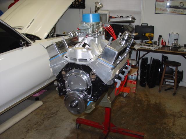 SBC Custom Engine Build - Offshoreonly com