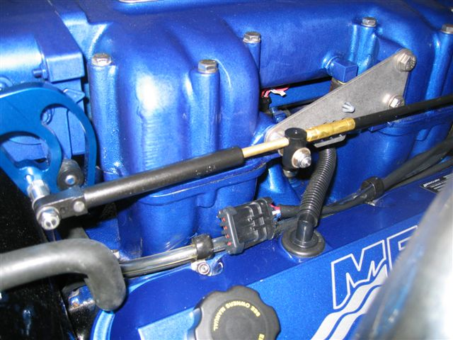 throttle cable adjustment - Offshoreonly com