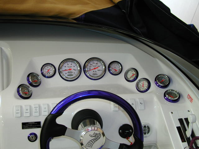 New Gauges    Gaffrig  Livorsi  Or Auto Meter Marine