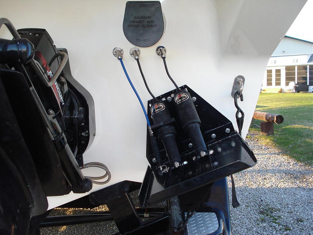Switch Trim Tab Rocker Boat Leveler And Bennett Waterproof
