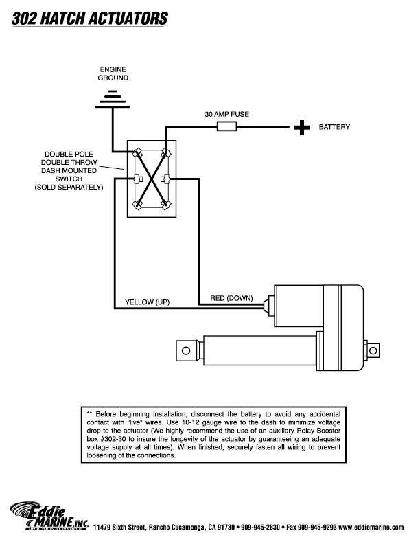 A Engine Hatch Switch Wiring - Free Vehicle Wiring Diagrams •