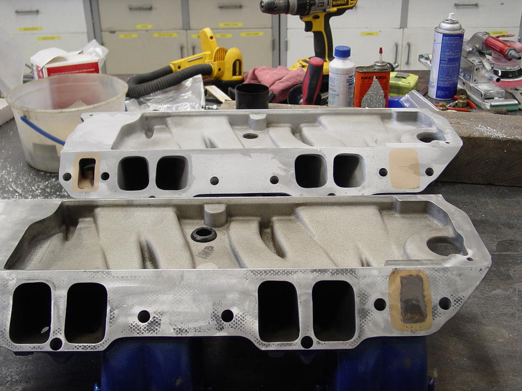 454 rebuild with blower    Pistons and clearances  - Page 24