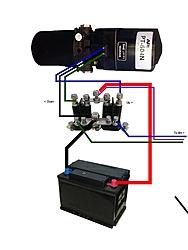 mercury trim pump wiring diagram is this right. Black Bedroom Furniture Sets. Home Design Ideas