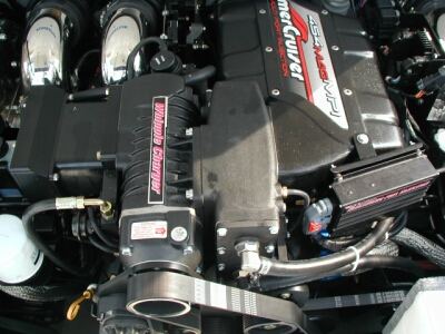 Supercharging the 500 EFI and the 454/502 MPI  - Offshoreonly com