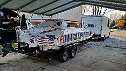 25ft YUKA - Canopied race boat for sale-s13.jpg