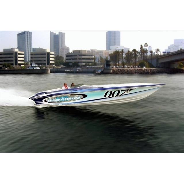 Loews boat hustler pro