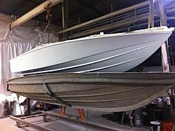 New 18 Joke hull is out of mold.-404327_2354612061038_1122286332_31906173_2031750808_n.jpg