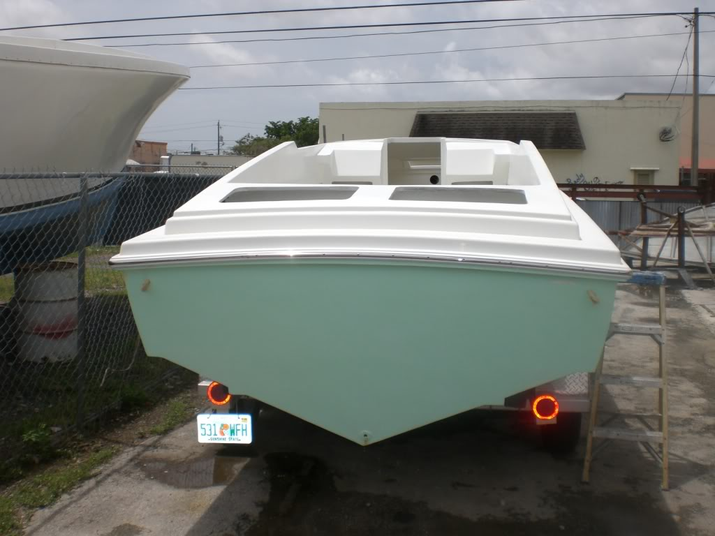 Ebay Boats Florida >> 1978 magnum 27 sedan FOR SALE HULL AND TOP - Offshoreonly.com