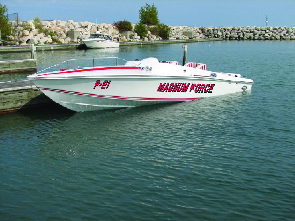 Donzi For Sale >> 1973 Magnum Sport For Sale - Offshoreonly.com