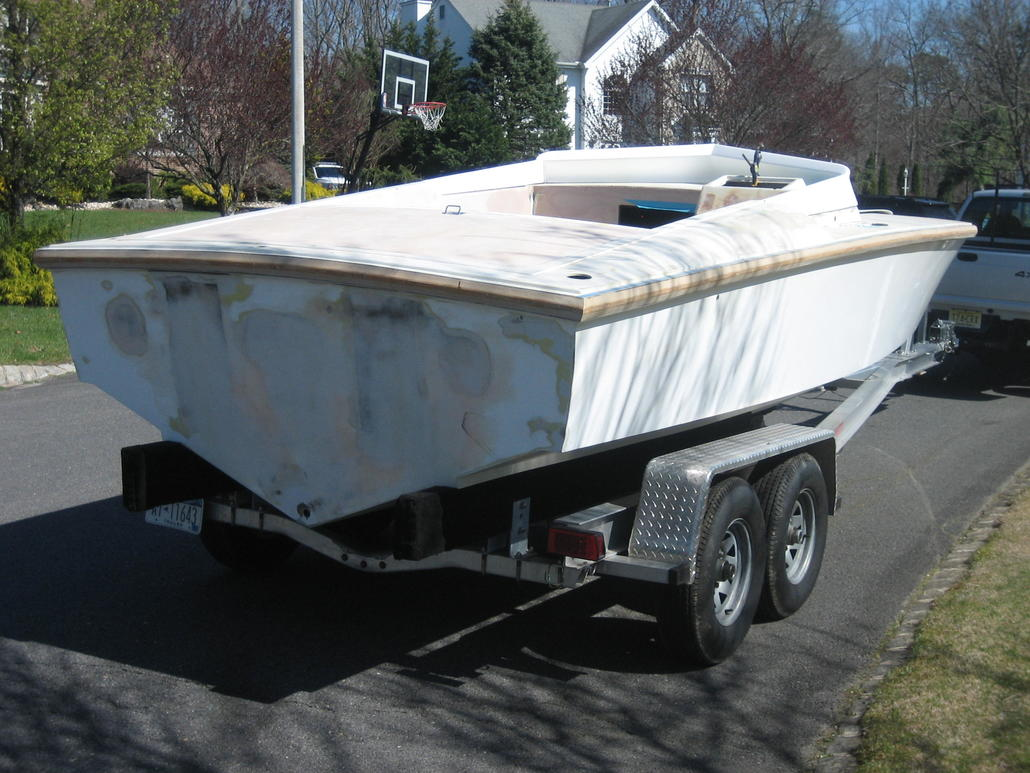 Stanchions For Sale >> 1976 Magnum 27' Sport .............4 sale - Offshoreonly.com