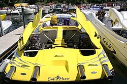 "2005 36 supercat ""Catz Meow"" for SALE-catsmeowrear.jpg"