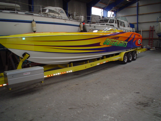 29 Ft Outerlimits For Sale