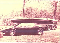 Pantera pics. from the early days ( History )-pantera-boat-car.jpg