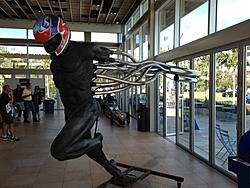 Supercar Supershow West Palm Beach 2012-sculpture.jpg
