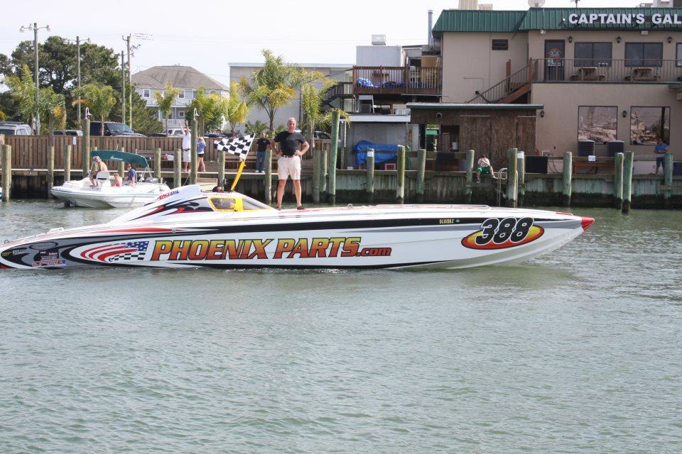 2006 388 Skater Race Boat For Sale - Offshoreonly.com