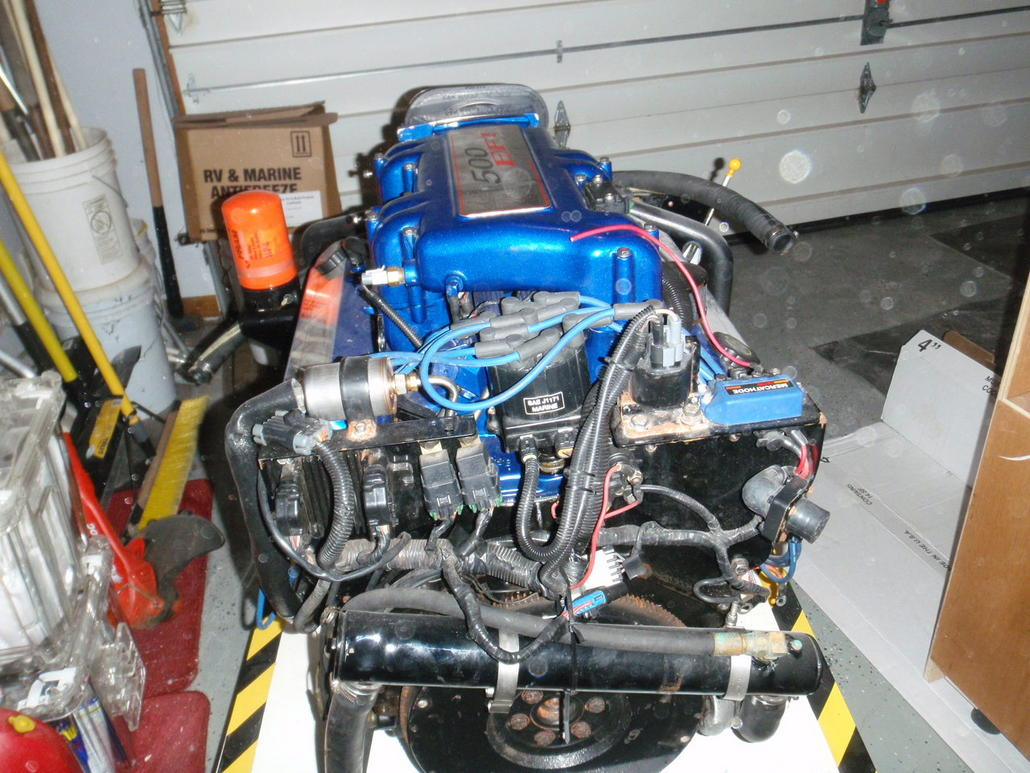 Mercruiser 500 Efi Engine 2002 - Offshoreonly com