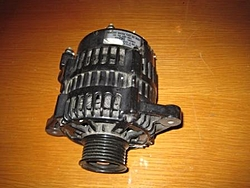 Alternator - serpentine pulley-alternator.jpg