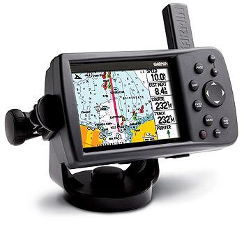 Garmin GPS chartplotter and fish finder - Offshoreonly com